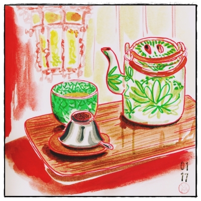 Le Café Chinois
