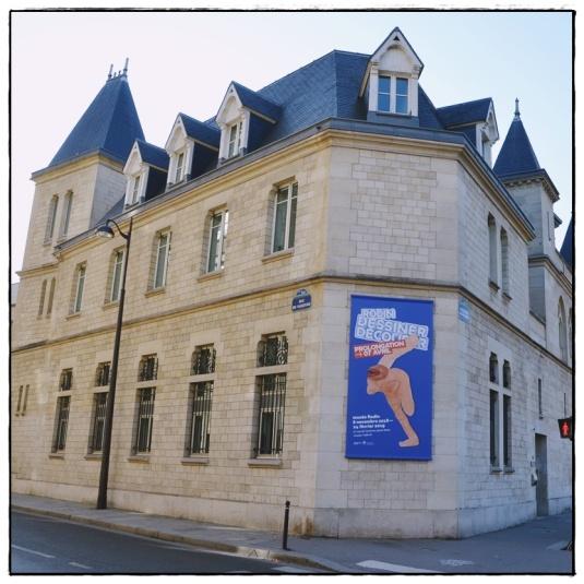 Les Croqueuses au Musée Rodin